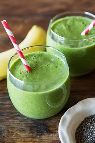 Honestyle-MelanieAnneFilipp-GreenBreakfastSmoothies